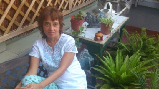 Marta Martínez, psicóloga.