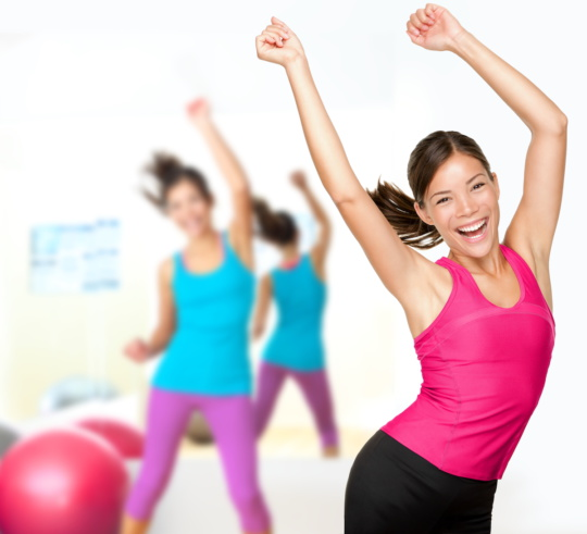 hacer ejercicio